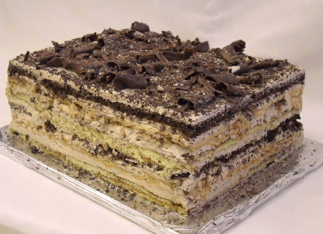 cake twelve layer mocha cake recipe twelve layer mocha cake twelve ...